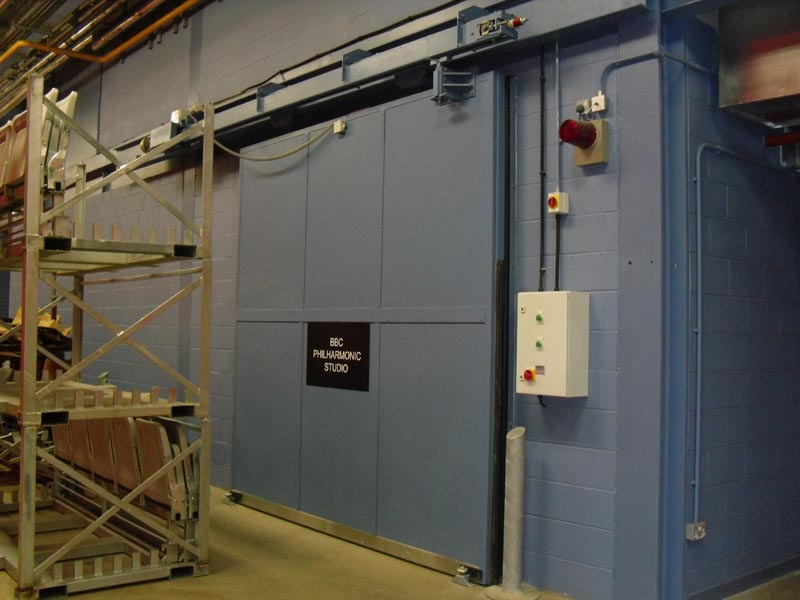 Acoustic Doors | Industrial Acoustic Fire Rated Doors Up to