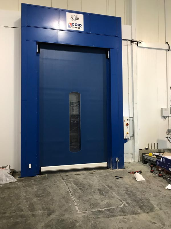 Temperature Controlled Doors Clark Door