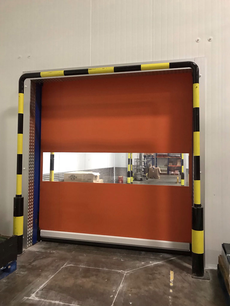 Swiftsafe Rapide with Protection Post