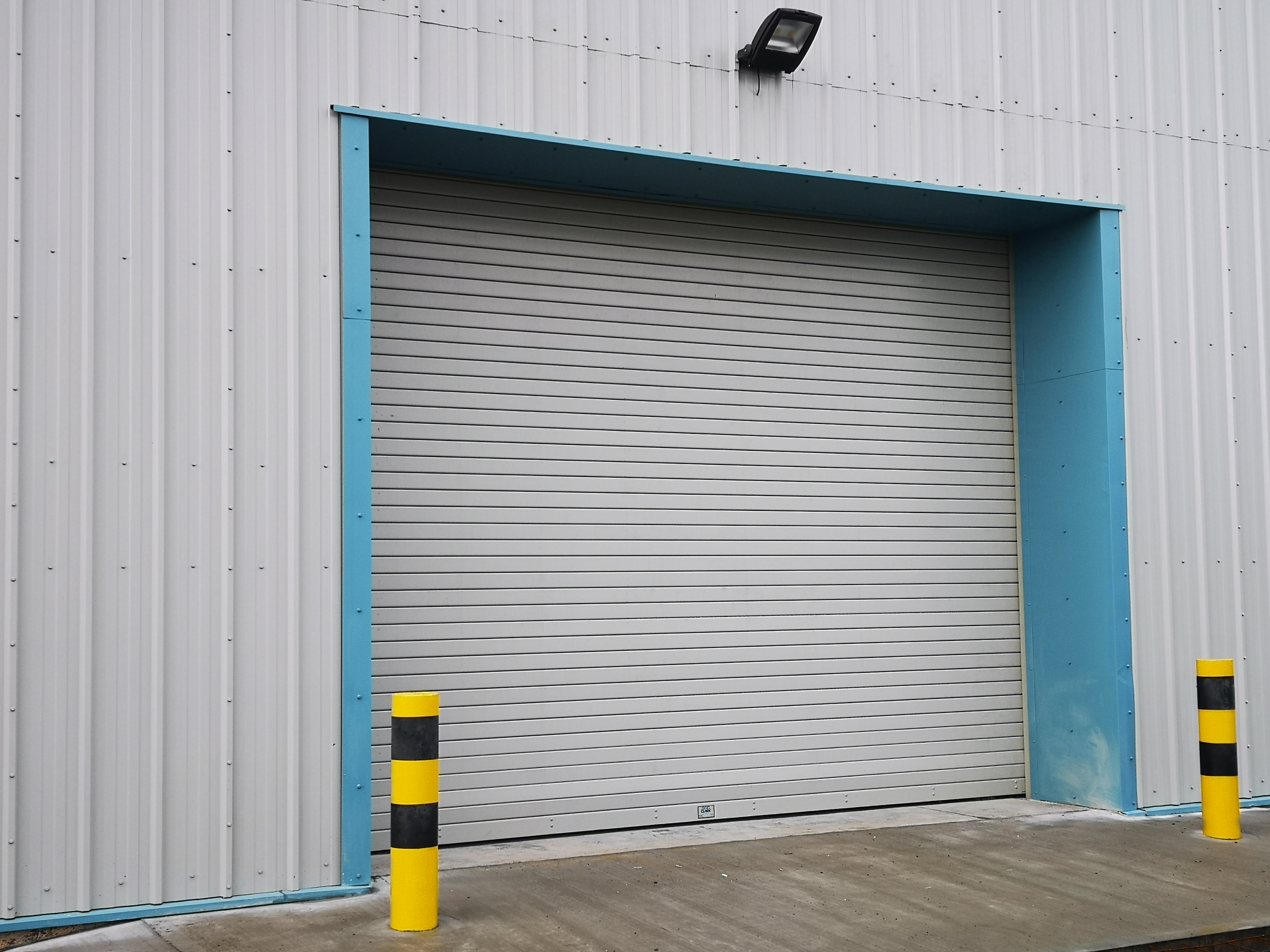 Clark Multigard Security Rated Roller Shutter