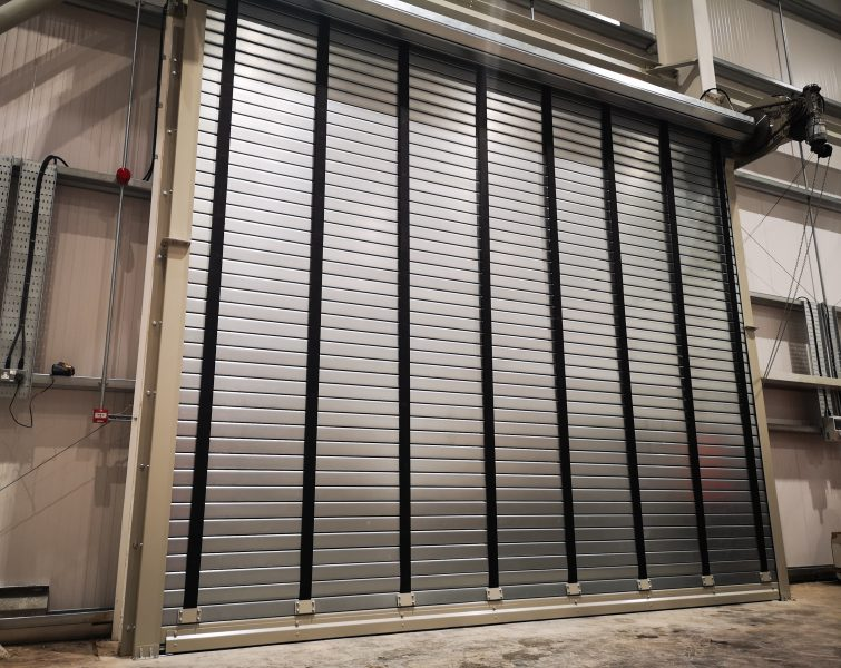 Clark-Multigard Security Roller Shutter