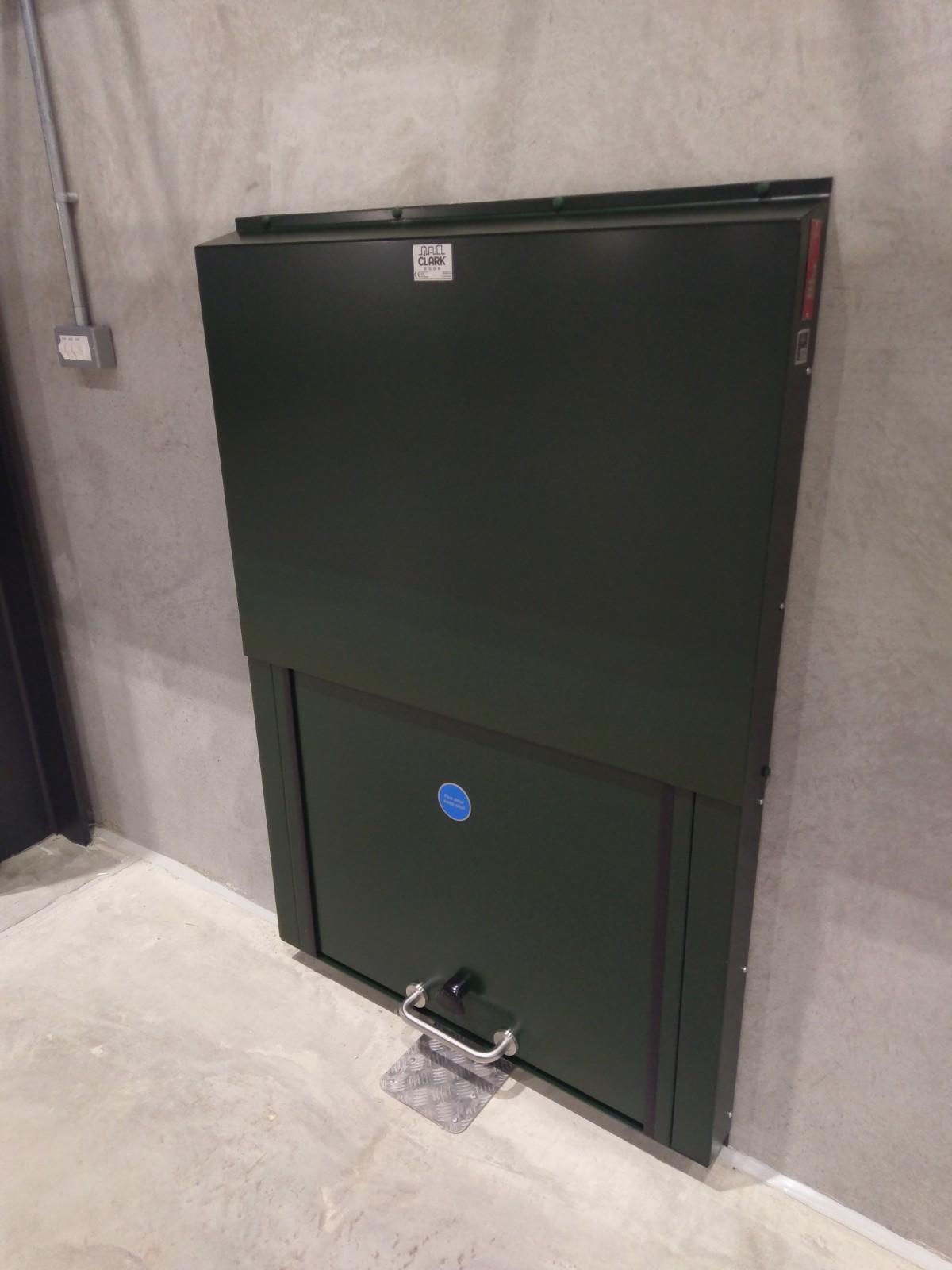 Studio Cable Entry Door
